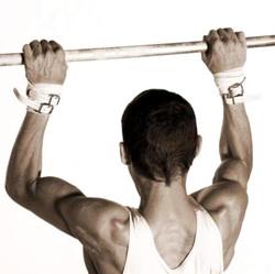 Упражнение 2 – Подтягивания с обычным хватом